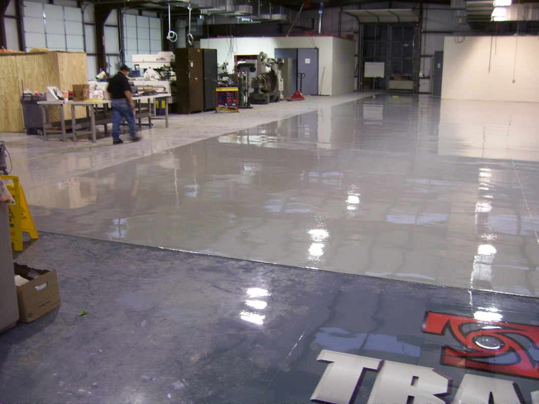 Epoxy Flooring | TBI Concrete Flooring, LLC