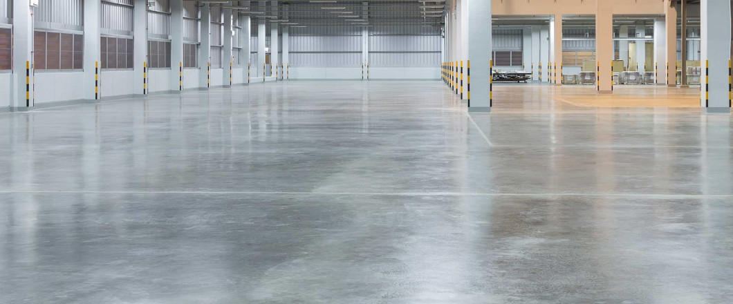 Polished concrete texas